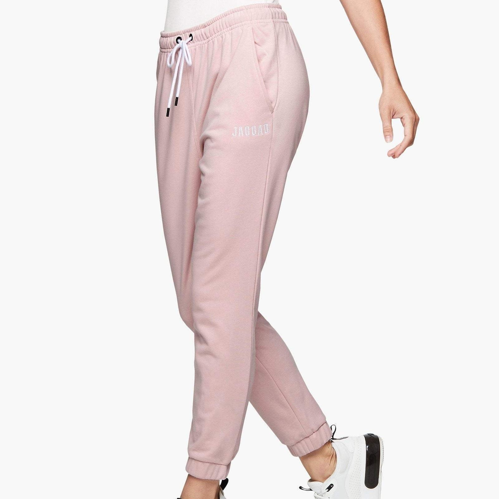 Dusty Pink Core Trackpants