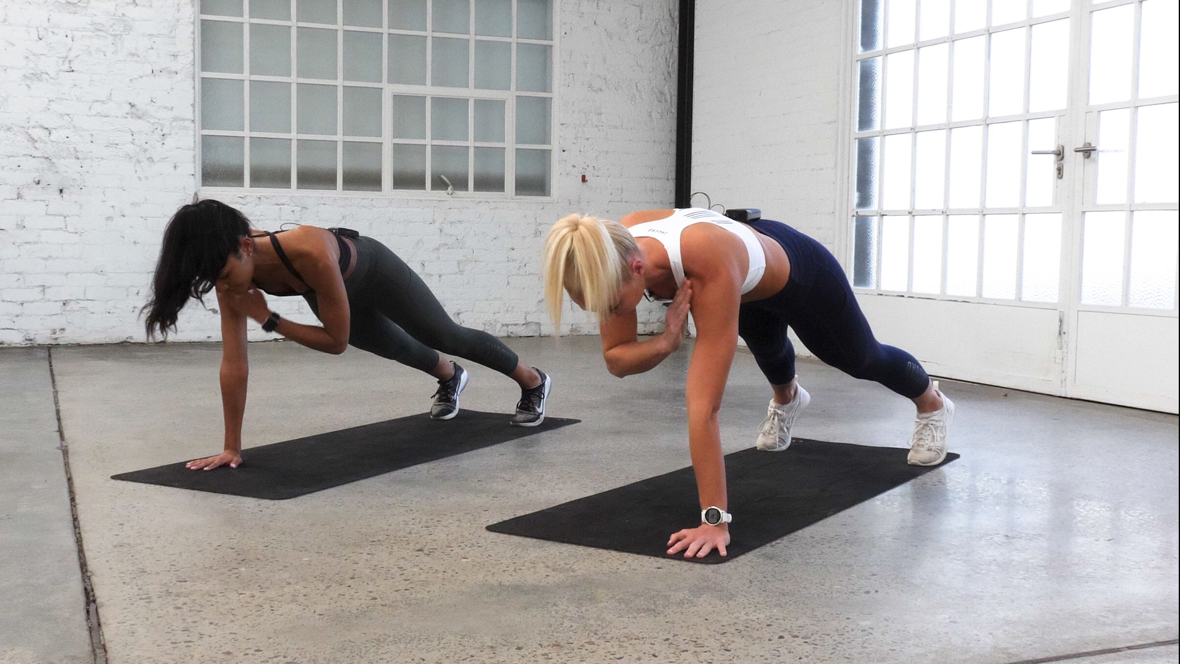 Sweat It Out HIIT