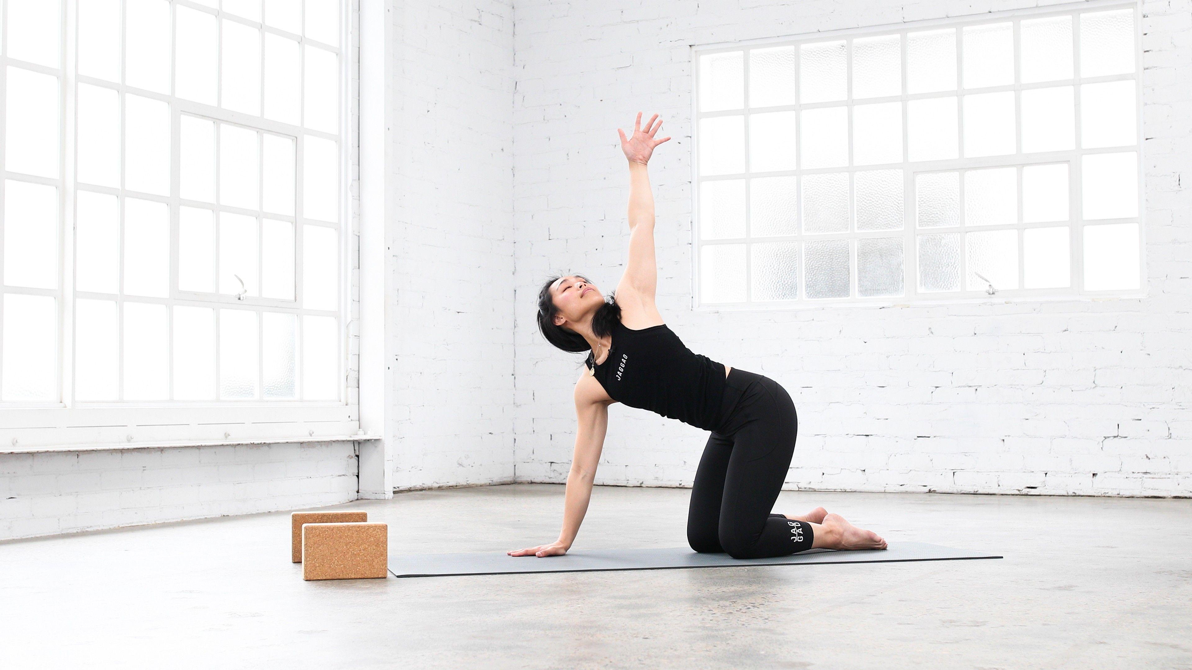 Regroup & Unwind Yoga Flow