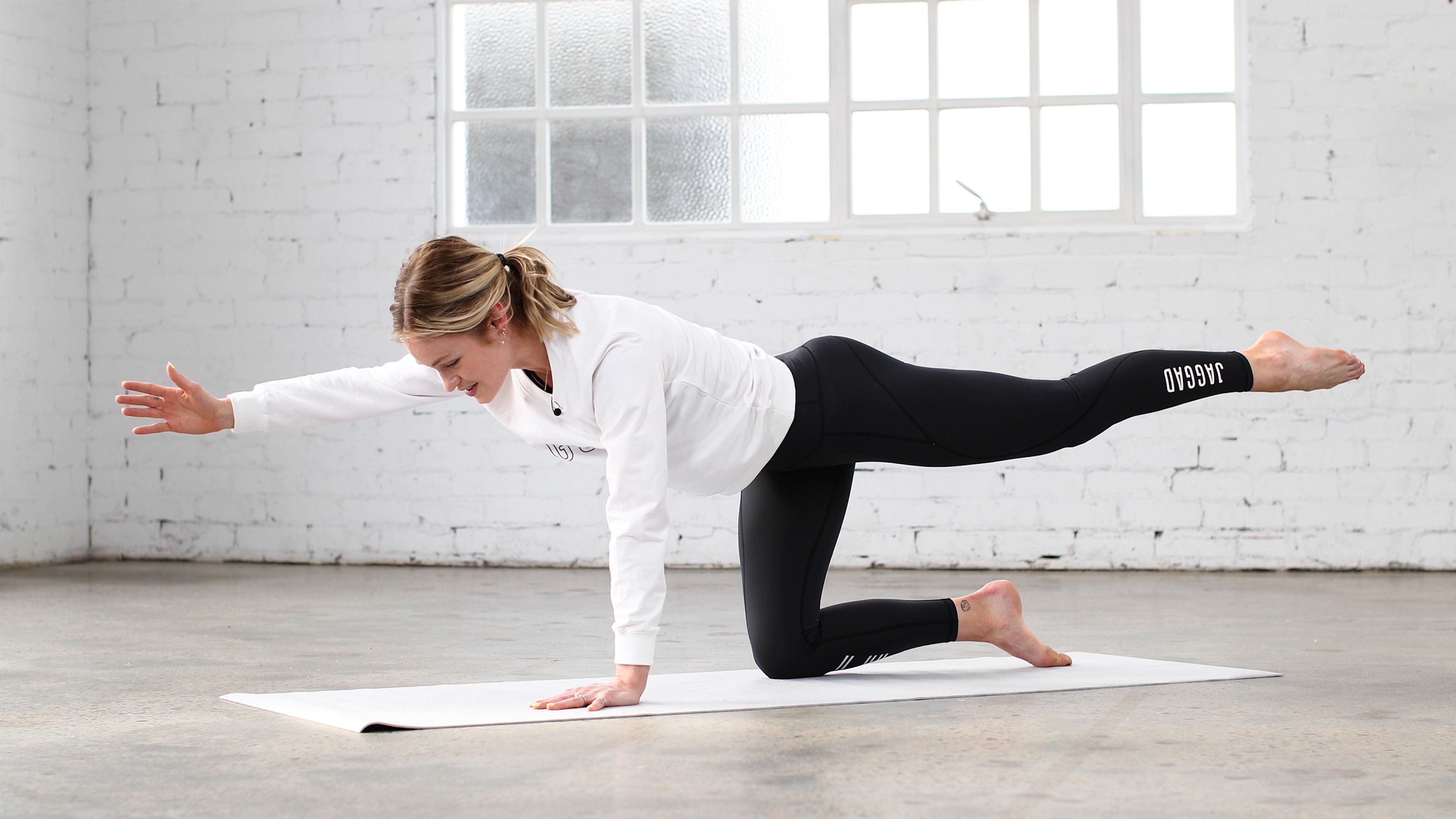 Pilates Lower Body Burn 2